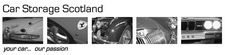 Car Storage Scotland