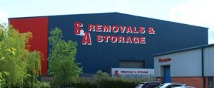 S&A Removals & Storage Ltd